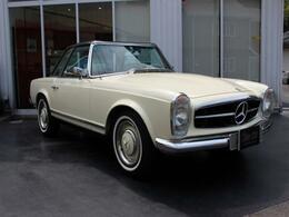 メルセデス・ベンツ SLクラス W113 230SL 1967年式 車検5年5月23日