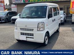 三菱 ミニキャブバン 660 G ハイルーフ ドライブレコーダー パワーウィンドウ