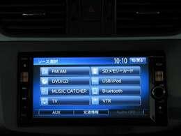 日産メモリーナビMC312DW ☆DVD再生 SD再生・音楽録音 フルセグ ブルートゥース対応。◎日産販売店装着オプション部品の取付、承っております。当店スタッフにお気軽にご相談ください。