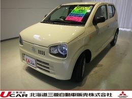 スズキ アルト 660 L スズキ セーフティ サポート装着車 4WD CDチューナー・パーキングセンサー