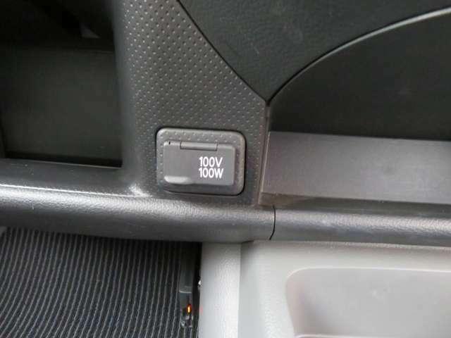 100V電源