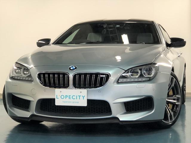 2014年式 BMW M6グランクーペ が入庫しました!