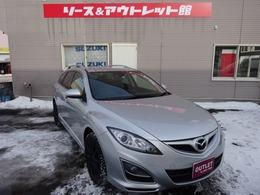 マツダ アテンザスポーツワゴン 2.5 25S 4WD