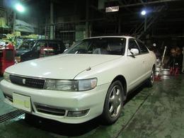 トヨタ チェイサー 2.5 ツアラーS サンル-フ 純正ナビ アルミ