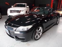 BMW Z4 sドライブ 23i Mスポーツパッケージ キセノン 黒革 ナビ地デジ 電動オープン