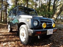 スズキ ジムニー 660 バン HC 4WD JA11 H4年式 5MT(18)