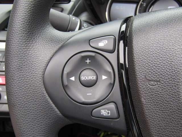 【ステアリングスイッチ】運転しながら安全にオーディオ操作が行えます! ※メールやLINEでのお問合せも可能です!!。