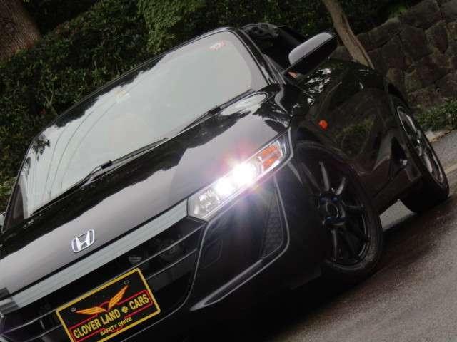 【LEDライト】とっても明るく照らしてくれますので、夜のドライブも安心して走行できますね。 ※メールやLINEでのお問合せも可能です!!。
