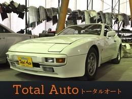 ポルシェ 944 レストア 5速MT