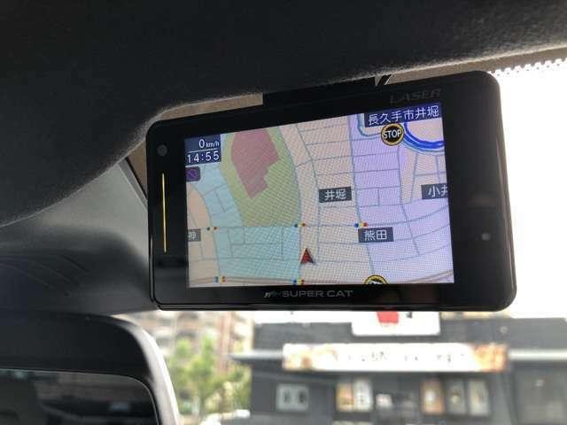 ◇ドライブレコーダー・レーダー探知機装備してます!◇