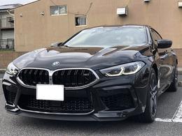 BMW M8グランクーペ グランクーペ 法人ワンオーナー 禁煙車