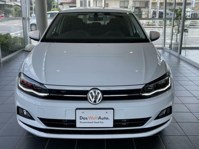 Volkswagenのコンパクトハッチバック「Polo Highliine」のご紹介です。