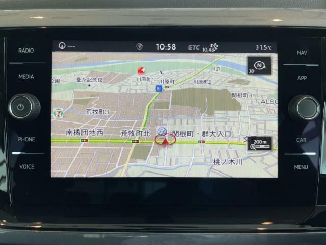 車両を総合的に管理するインフォテイメントシステム「Discover Pro」装備