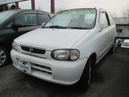 マツダ キャロル 660 ミレディ 4WD 車検整備2年付