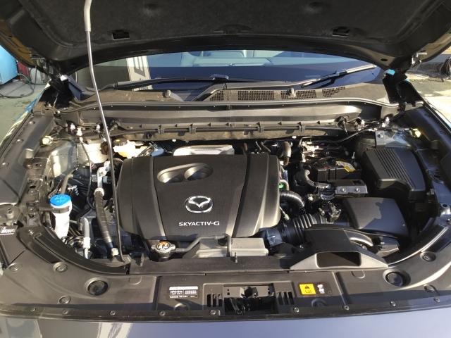 新世代高効率直噴ガソリンエンジン、SKYACTIV-G2.5搭載♪もちろん経済的なi-STOP付き♪全車安心の点検整備&マツダ全国保証付きです♪