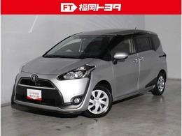 トヨタ シエンタ 1.5 G 地デジフルセグ バックモニター