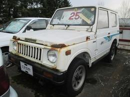 スズキ ジムニー 550 ターボ バン 4WD 車検整備2年付