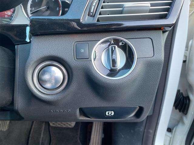 【プッシュスタート】ボタン一つでエンジン始動ができるので楽々ですね!