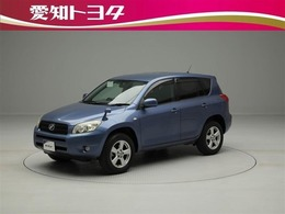 トヨタ RAV4 2.4 G 4WD ロングラン保証付き
