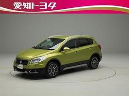スズキ SX4 S-CROSS 1.6 4WD SDナビフルセグTVHIDヘッドライト