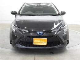 フロントからのスタイルです!当社のU-CARは展示前にまるまるクリンで洗車&磨き上げを行っております!!