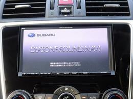 オプション設定の【純正SDナビ】DVD再生も可能です☆快適で楽しいドライビングを実現します♪