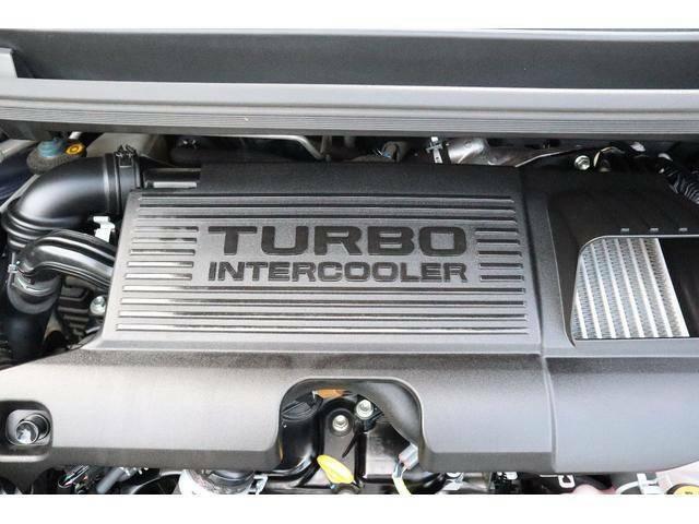 直列3気筒DOHC12バルブインタークーラーターボ