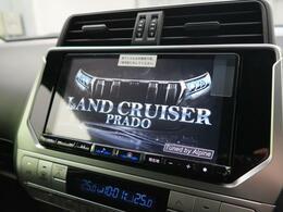 ●【BIGX9型ナビ】装備!TV視聴・CD再生などオーディオ環境もご満足頂ける1台です♪ドライブもとても楽しくなりますね☆