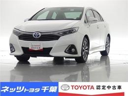 トヨタ SAI 2.4 S Cパッケージ /ワンオーナー車/純正メモリーナビ