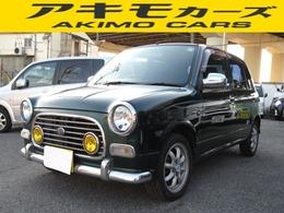 ダイハツ ミラジーノ 660 ミニライトスペシャル タイベル交換済ステッカー有