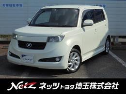 トヨタ bB 1.5 Z エアロパッケージ SDナビ・ワンセグ
