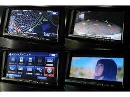アルパイン製HDDナビTV装備です!DVDビデオの再生やCDの録音も可能です。フルセグ画像でTVを視聴出来ます!バックカメラ装備です。
