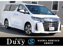 トヨタ アルファード 2.5 S Cパッケージ 新車 3眼LED 電動ゲート 衝突軽減