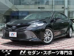 トヨタ カムリ 2.5 G レザーパッケージ 本革シート 純正SDナビ
