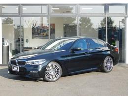 BMW 5シリーズ 523d Mスポーツ ディーゼルターボ HUD 全方位カメラ ACC オートトランク