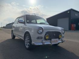 ダイハツ ミラジーノ 660 ミニライトスペシャル 全塗済 ペッパーホワイト