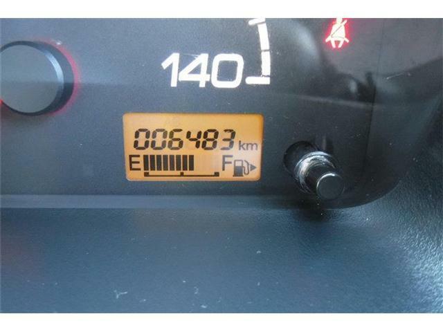 走行距離6483キロ。