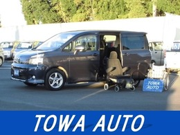 トヨタ ヴォクシー 2.0 X Lエディション ウェルキャブ サイドリフトアップシート車 脱着タイプ 手動式 脱着式 リモコン付