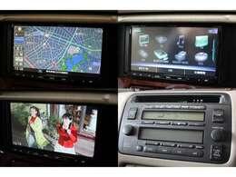 新品パナソニックSDナビTV装備です!DVDビデオの再生やSDカードをご用意頂ければCDの録音機能もあります。型番はCN-RA06Dです。Biuetoothも接続可能です!