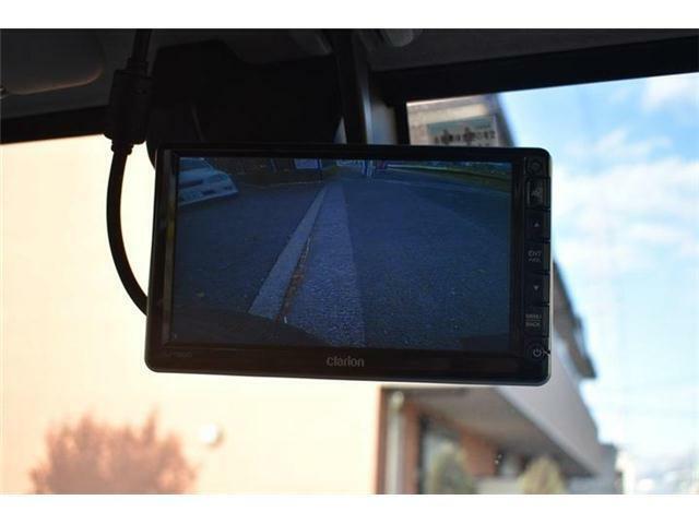 ■バックカメラも装備していますので安心です■