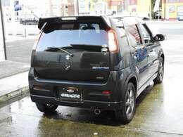 K6Aツインカムターボ 5速 ETC 社外ナビ 4WD 64馬力 レカロシート シートヒーター タイミングチェーン 専用エアロバンパー 15mmローダウン 大型フォグラン リアスポイラー ドアバイザー