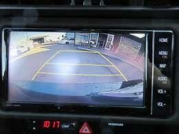 純正SDナビ付き♪ バックカメラ付きになりますので車庫入れも安心です♪