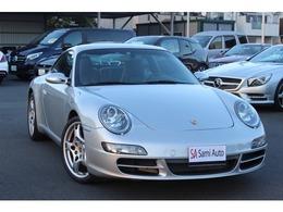 ポルシェ 911 カレラS ティプトロニックS 左ハンドル ブラックレザシート