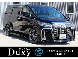 トヨタ アルファード 2.5 S 新車 20AW LD スマホミラーリング月々3万OK