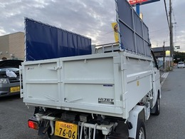 ダイハツ ハイゼットトラック 清掃ダンプ4WD オートマ