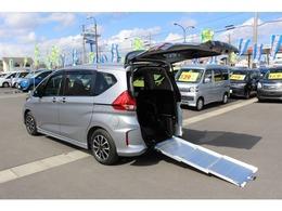 ホンダ フリード+ G Gエアロ付き 6人 スロープ車 ドラレコ