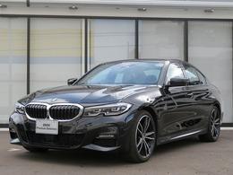 BMW 3シリーズ 320d xドライブ Mスポーツ ディーゼルターボ 4WD G19AW 黒革 Aトランク アラウンドビュー