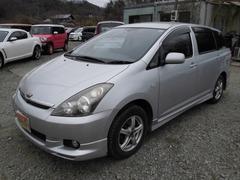 トヨタ ウィッシュ の中古車 1.8 X 4WD 群馬県安中市 7.9万円