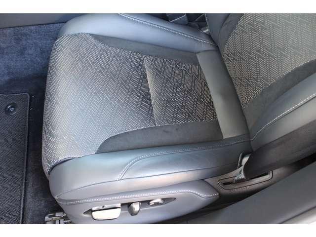 Aプラン画像:助手席シートです。シートヒーターベンチレーション付きです。
