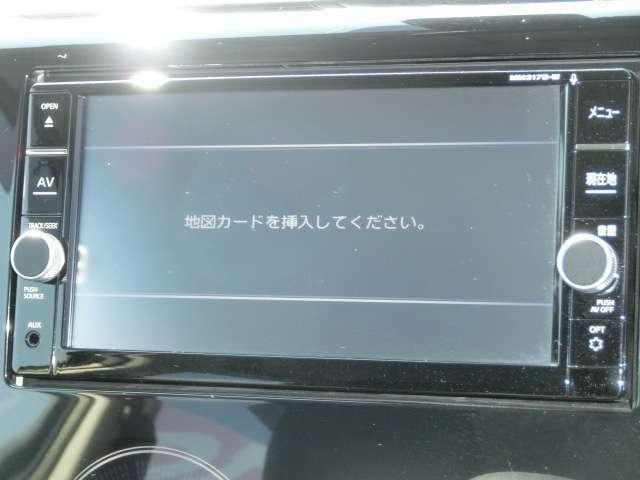 純正SDナビMM317D-Wです♪